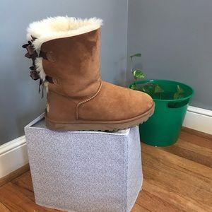 Bailey Bow UGG boot